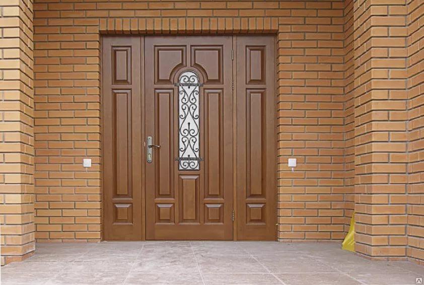 Как следует выбирать входные двери