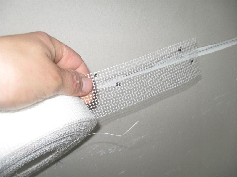 Как заделать швы между листами гипсокартона