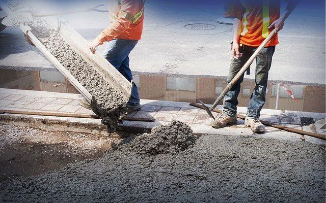 Какие производят заполнители бетона