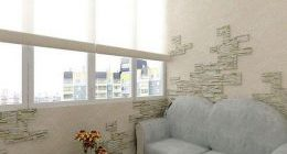 Каким материалом выполнить внутреннюю отделку балкона