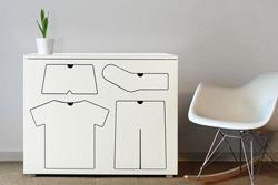 Комод для детской комнаты. Учимся с помощью мебели