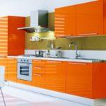Кухня – модные тенденции цветовой гаммы