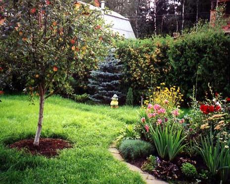 Ландшафтный дизайн и стили оформления сада