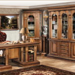 Мебель для кабинета из массива: какой стиль выбрать?