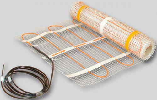 Нагревательные маты для устройства теплого пола
