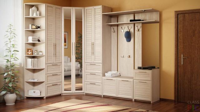Немного о мебели для прихожей и её типах