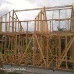 Описание проекта каркасного дома