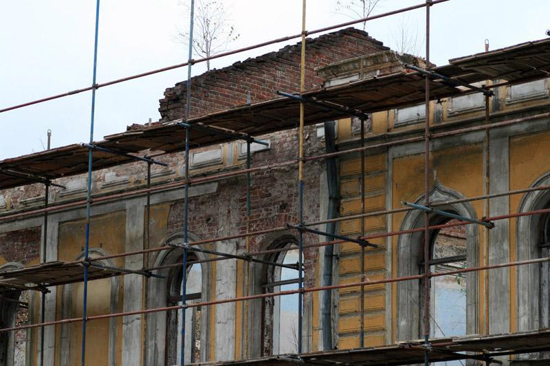 Основные этапы проведения реконструкции зданий