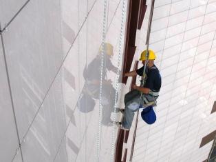Подъемное строительное оборудование для высотных работ