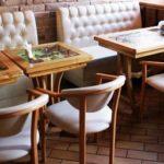 Правила удачной покупки мебели для кафе, бара или ресторана