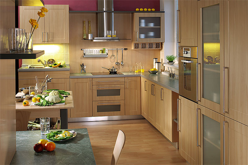 Правильно выбираем мебель для кухни