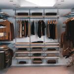 Преимущество изготовления гардеробной на заказ по индивидуальным размерам