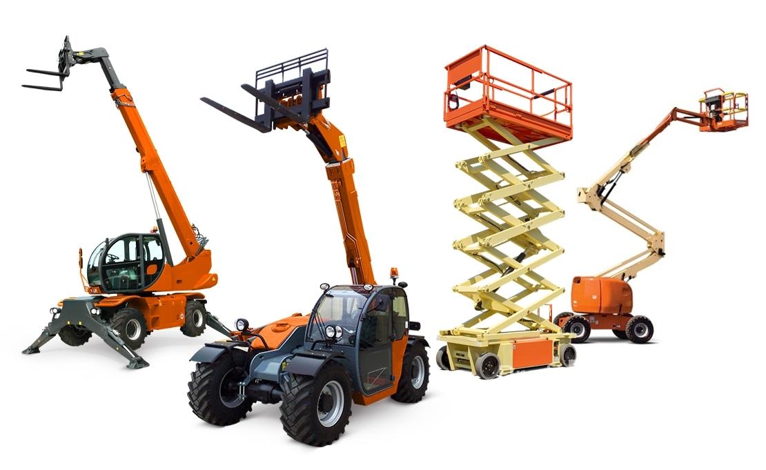 Применение строительной техники в возведении зданий