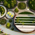 Проектирование ландшафта приусадебного участка
