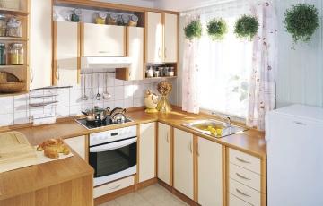 Путеводитель по очаровательным уголкам маленьких и красивых кухонь