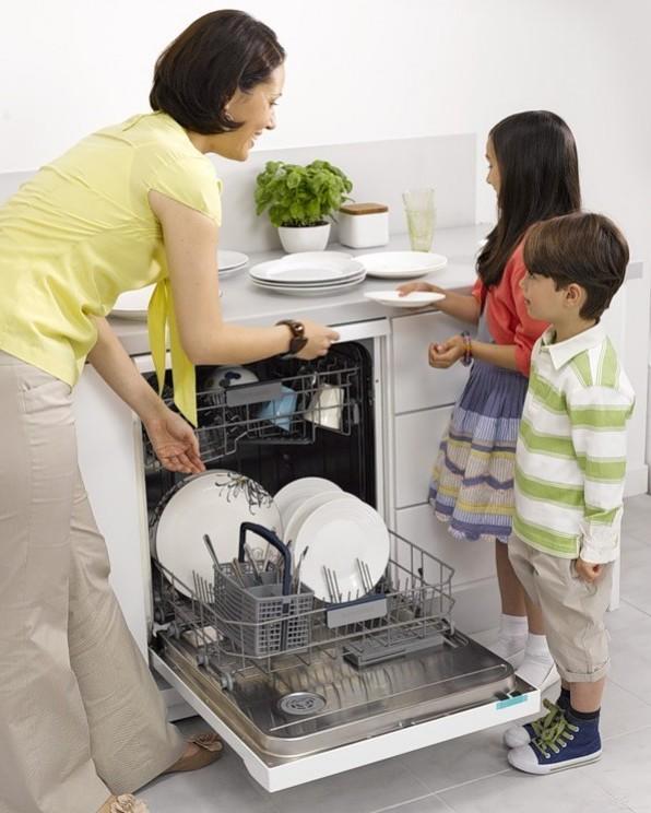 Семейная посудомоечная машина — как выбрать
