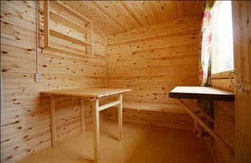 Советы по отделке летнего дачного домика