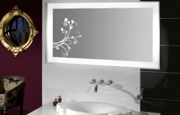 Стильные зеркала для ванной