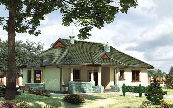 Типы и виды домов