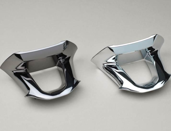 Уф-технологии для покрытия пластиковых деталей