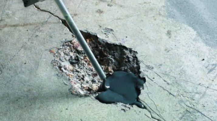 Важность своевременного ремонта бетона