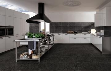 Выбираем дизайн кухни определенного цвета по фото