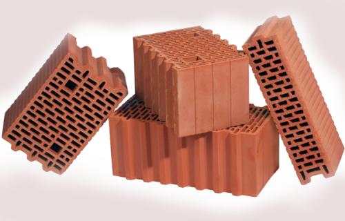 Выбираем из чего строить стены керамоблок