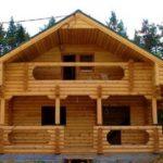 Защищаем древесину