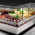 Предназначение холодильных витрин