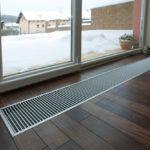 Внутрипольные конвекторы — дорогое, но интересное решение для вашего дома