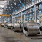Производство стального листового проката
