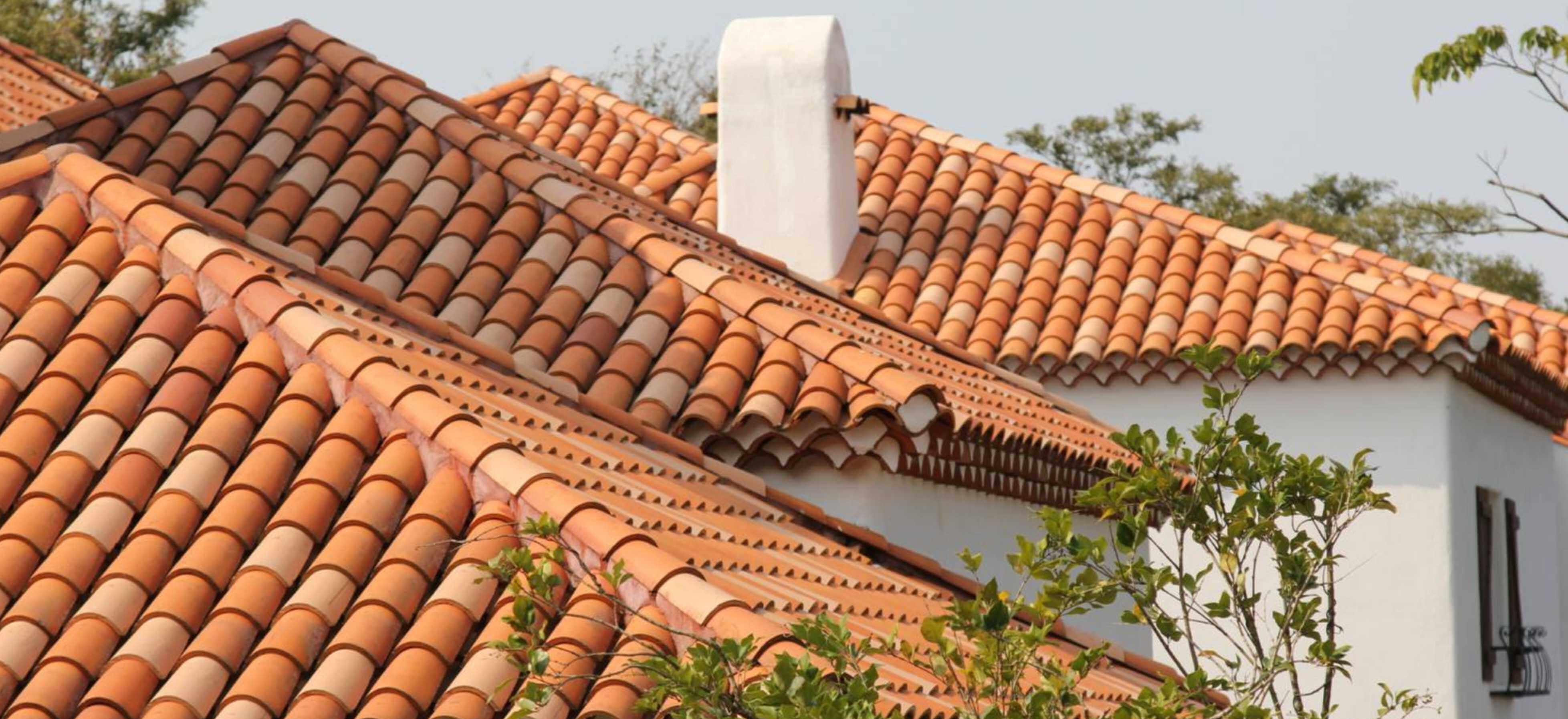 Roof ceramic tile