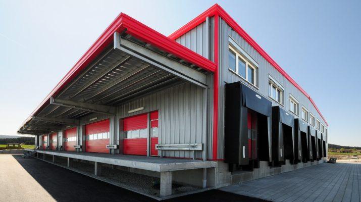 быстровозводимые здания