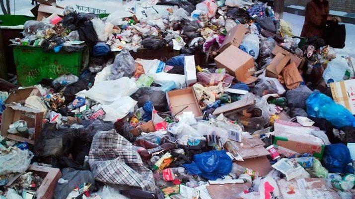 откуда берётся и куда девается мусор
