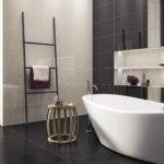 Разновидности плитки в ванной
