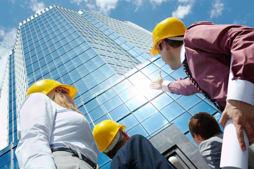 выбор подрядчика для строительства офисных зданий