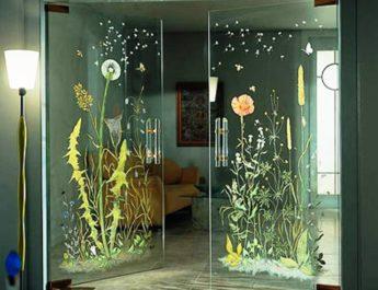 Советы по установке стеклянных межкомнатных дверей