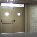 Как выбрать качественные металлические противопожарные двери