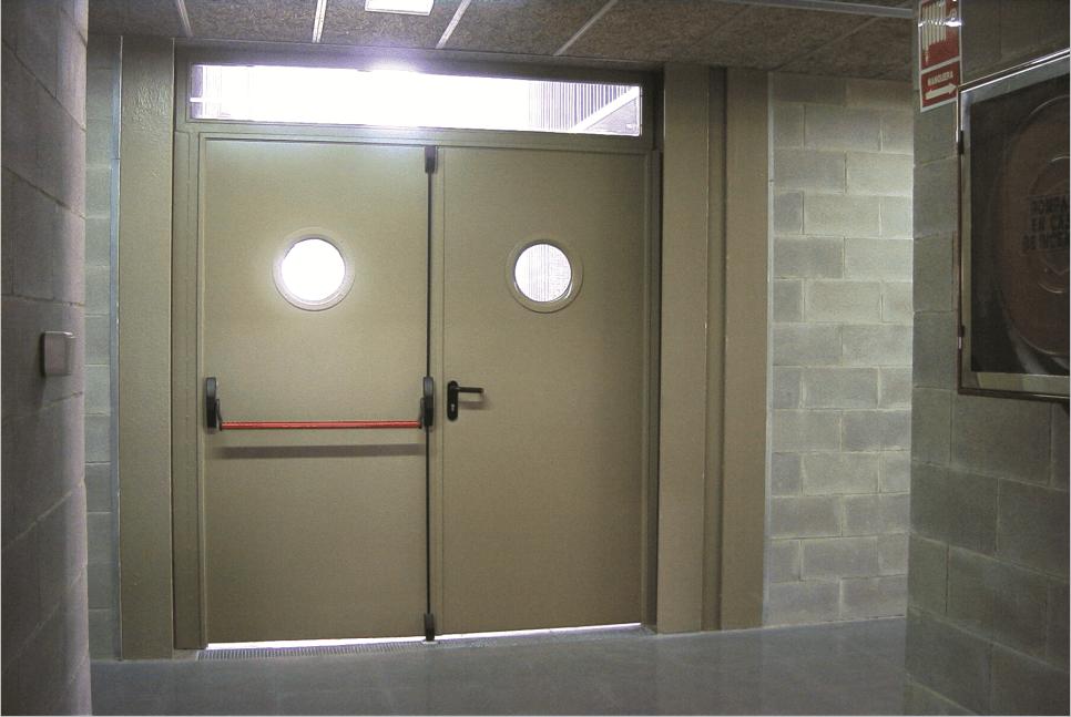 двери-противопожарные-металлические