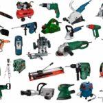 Садовая техника и электроинструмент