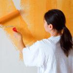 Как покрасить стены валиком так, чтобы не потребовалось вскрытие замков тайников в них