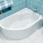 Акриловые ванны и ремонт в ванной