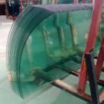 Гнутое стекло и стеклопакеты без рам