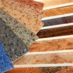 Ассортимент напольных покрытий: как выбрать линолеум для квартиры