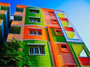 покраска-фасада-здания