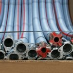Торсионные пружины для секционных ворот – как их поменять.