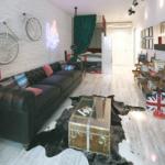 Дизайн интерьера однокомнатной квартиры 40 кв м