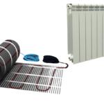 Теплый пол или радиаторы. Какая система отопления лучше?