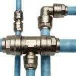 Водопроводные трубы: медь и ПВХ
