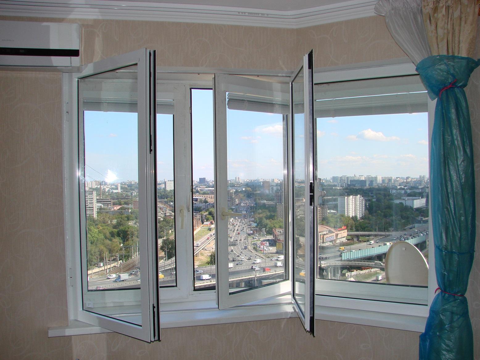 окна ПВХ и металлопластиковые